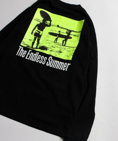 ≪ご予約商品/1月下旬お届け≫ THE ENDLESS SUMMER LONG SLEEVE TEE