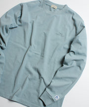 TES LOCAL CREW LONG  SLEEVE TEE / ロンT