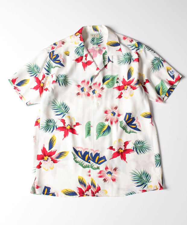 TES TROPICAL ALOHA SHIRTS / アロハシャツ