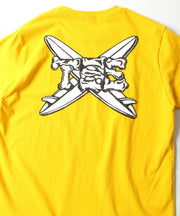 TES 80s CROSS SURF TEE / Tシャツ