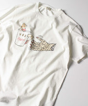 TES 50's LADY TEE / Tシャツ