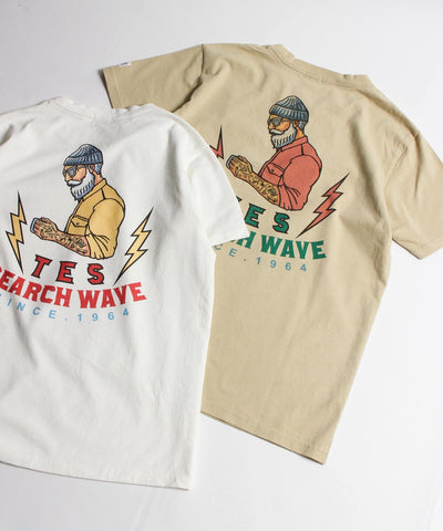 TES HURRICANE SURFER T-SHIRT / Tシャツ