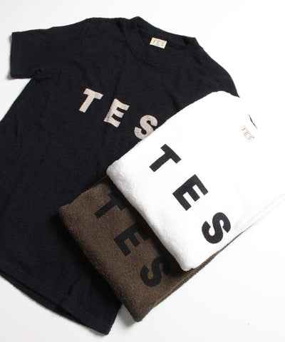 TES LOCAL CREW PILE T-SHIRT / Tシャツ