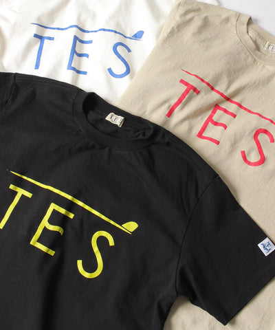 TES LOCAL LOGO T-SHIRT / Tシャツ