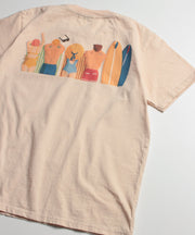 TES MOTEL PUTS THE SURF-C T-SHIRT / Tシャツ