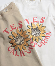 TES FLOWER CHILD T-SHIRT / Tシャツ