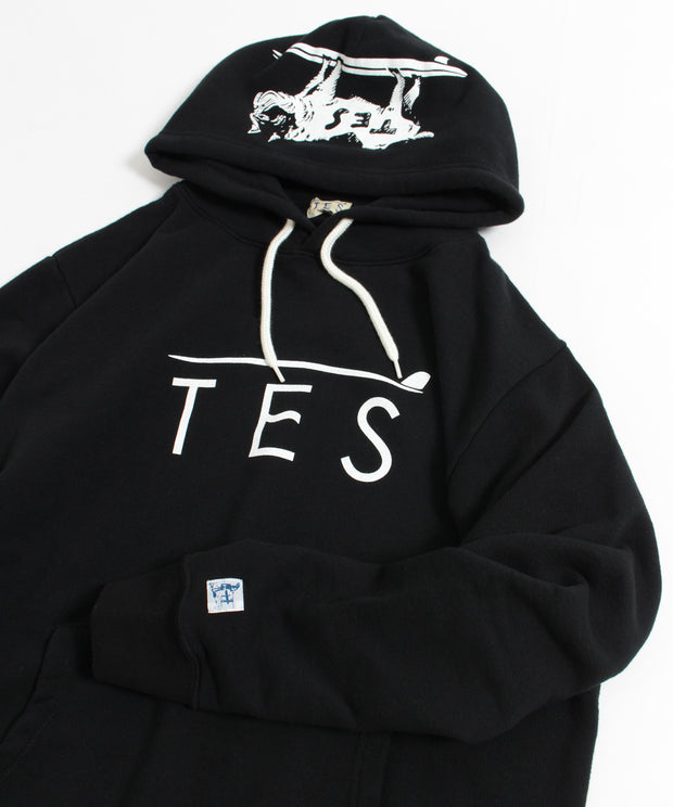 TES LOCAL CREW PARKA / パーカー