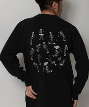 TES LOOPHOLE LONG SLEEVE T-SHIRT / ロンT