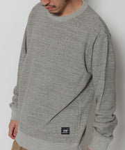 TES TAIL MANUAL BUHI CREWNECK SWEAT / クルーネックスウェット