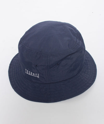 TES DAYS NYLON BUCKET HAT / バケットハット