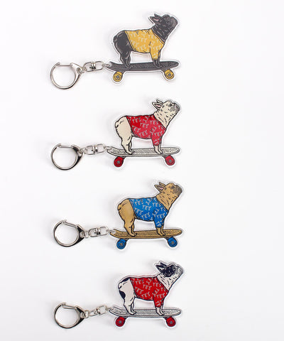 TES BUHI KEY HOLDER / キーホルダー