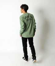 TES LOCALS ONLY LONG SLEEVE T-SHIRT