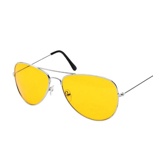 Yellow Tinted Aviators