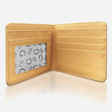 Ancient Greek Warrior Gorgon Wallet
