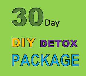30 DAY DETOX DIY PACKAGE