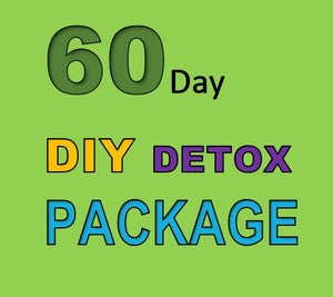60 DAY DETOX DIY PACKAGE