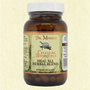 HEAL ALL HERBAL BLEND CAPSULES 90 Capsules