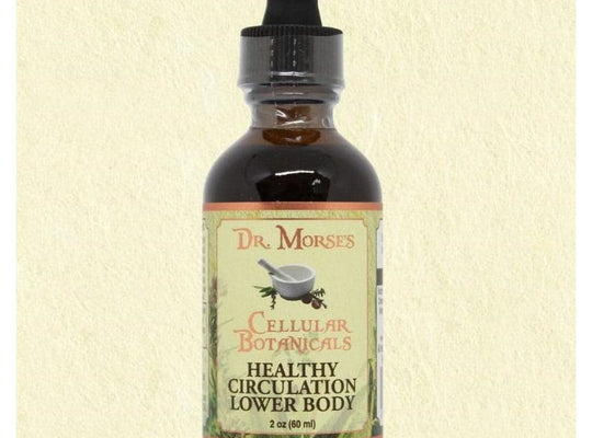 HEALTHY CIRCULATION - LOWER BODY  2oz