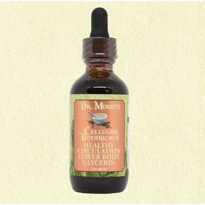 HEALTHY CIRCULATION LOWER BODY GLYCERIN 2oz