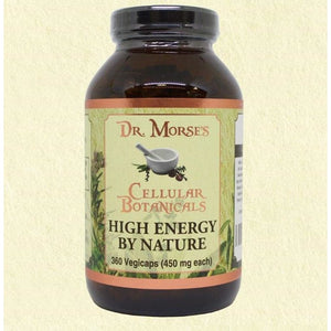 HIGH ENERGY BY NATURE CAPSULES   360 Capsules