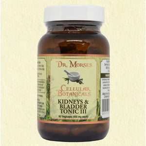 KIDNEYS & GLADDER TONIC III CAPSULES 90 Capsules