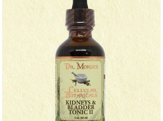 KIDNEYS & BLADDER TONIC II  (Diuretic)  2oz