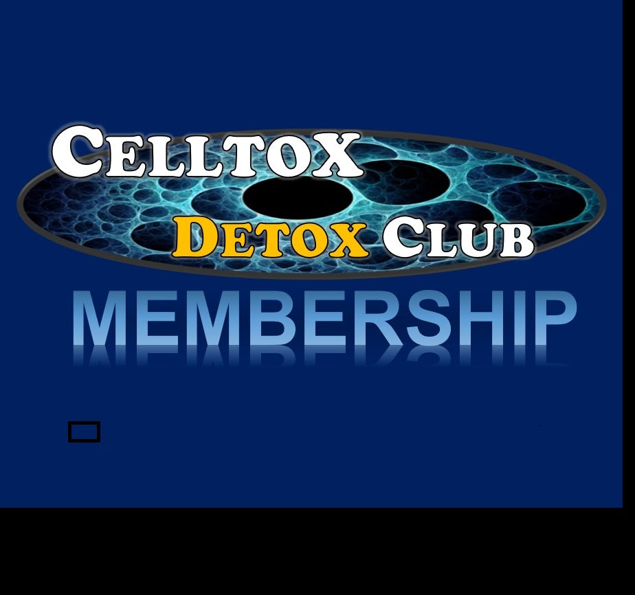 CELLTOX DETOX CLUB MEMBERSHIP required for purchases