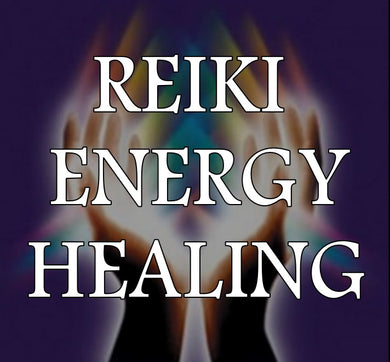REIKI ENERGY HEALING Session