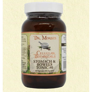STOMACH & BOWEL TONIC #0 - STOOL FORMER  90 Capsules