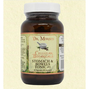 STOMACH & BOWEL TONIC #1 - OVER ACID  90 Capsules