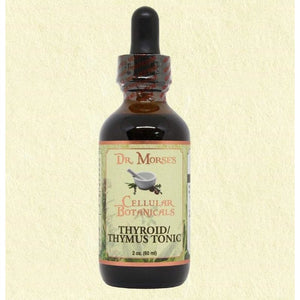 THYROID & THYMUS TONIC   2oz