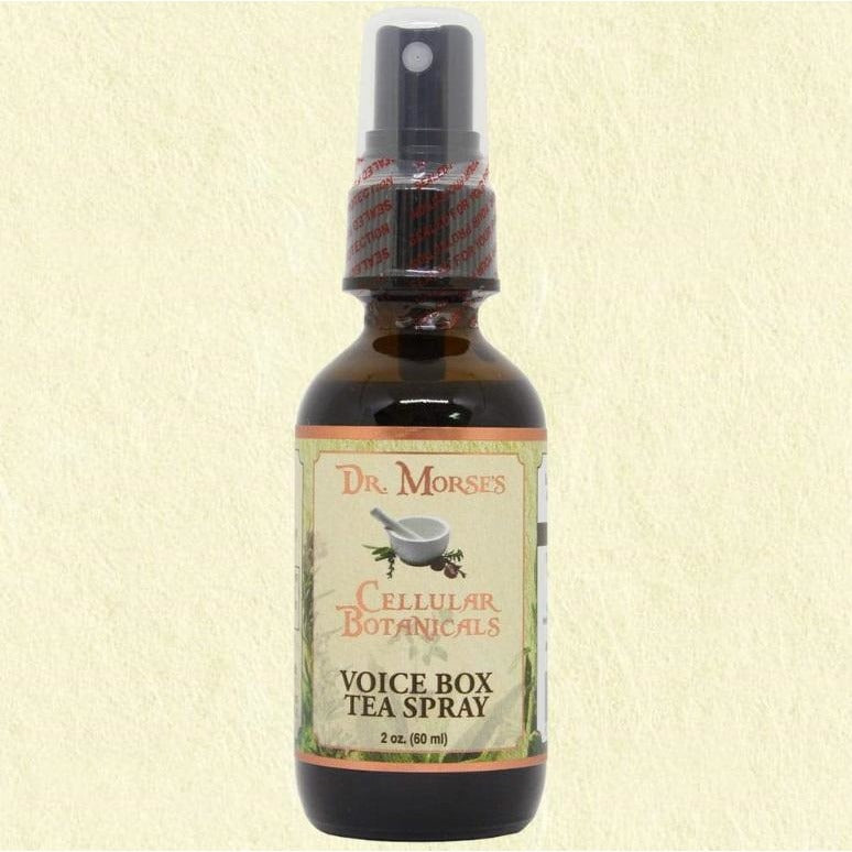 VOICE BOX TEA SPRAY   2oz