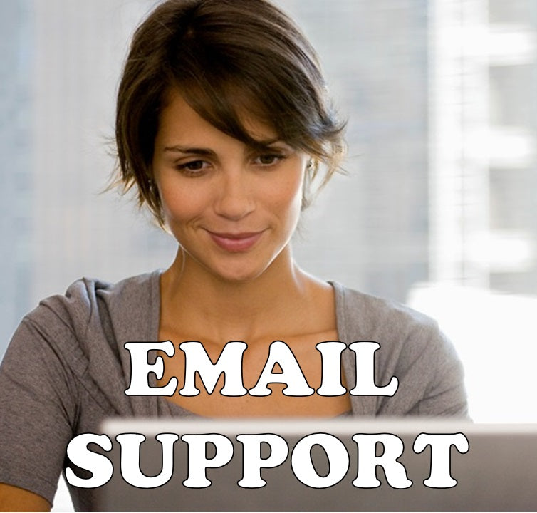 EMAIL SUPPORT - Detox Specialist   30 DAYS