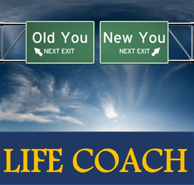 LIFE COACHING Session - 1 Hour Phone/Skype Session