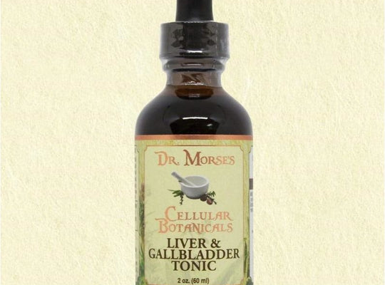 LIVER & GALLBLADDER TONIC   2oz