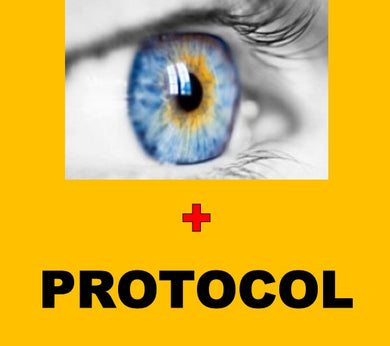 IRIDOLOGY HEALTH ASSESSMENT + 120 DAY DETOX PROTOCOL