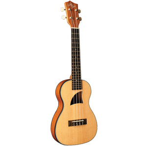 Best Travel Slim Concert Ukulele