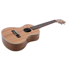 Zebra Wood Tenor Ukulele