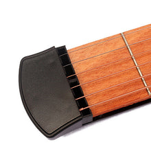 Portable Pocket 4 Fret Guitar Chord Practice Tool