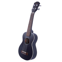 Deep Blue Sapele Wood Ukulele