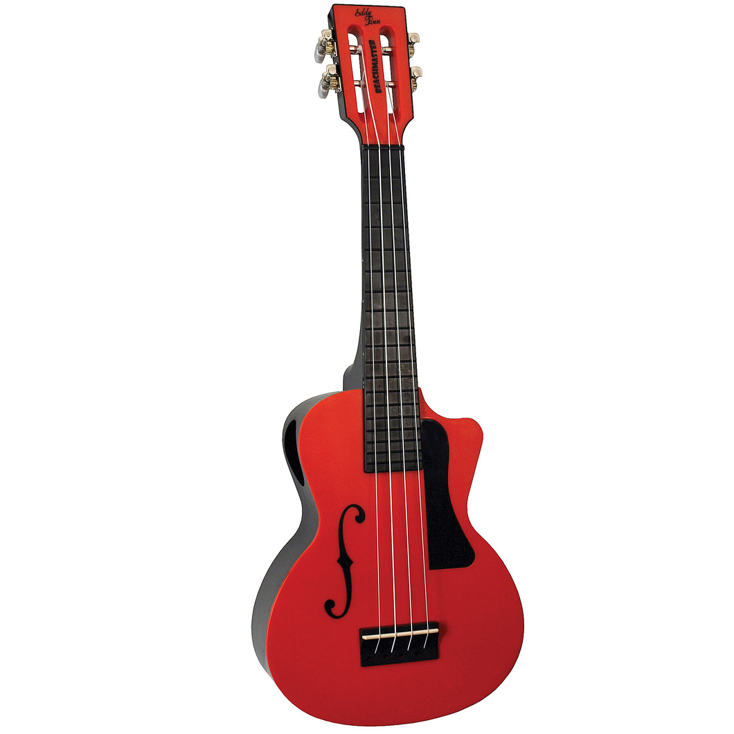 Red Beach Master Concert Ukulele