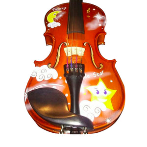 Twinkle Star Design Violin
