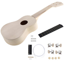 21 Inch Ukulele DIY Kit