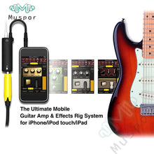 Guitar Amplifier for iPhone & iPad