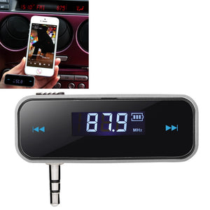 Bluetooth Car Stereo FM & MP3 Transmiter