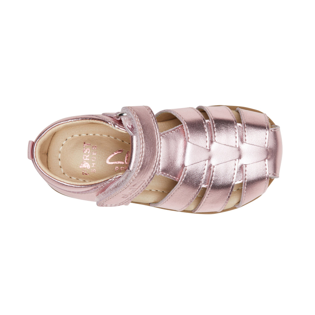 Scoop G - Pink Metallic - Clarks