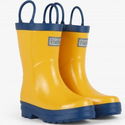 Hatley Yellow & Navy Rainboots *SALE*