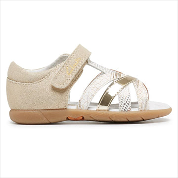 Gracie - Gold Multi - Clarks *SALE*