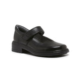 Indulge JNR- Black Wide (F) Fit - Clarks