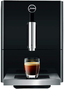 Jura 15148 A1 Super Automatic Coffee Machine, 1, Piano Black